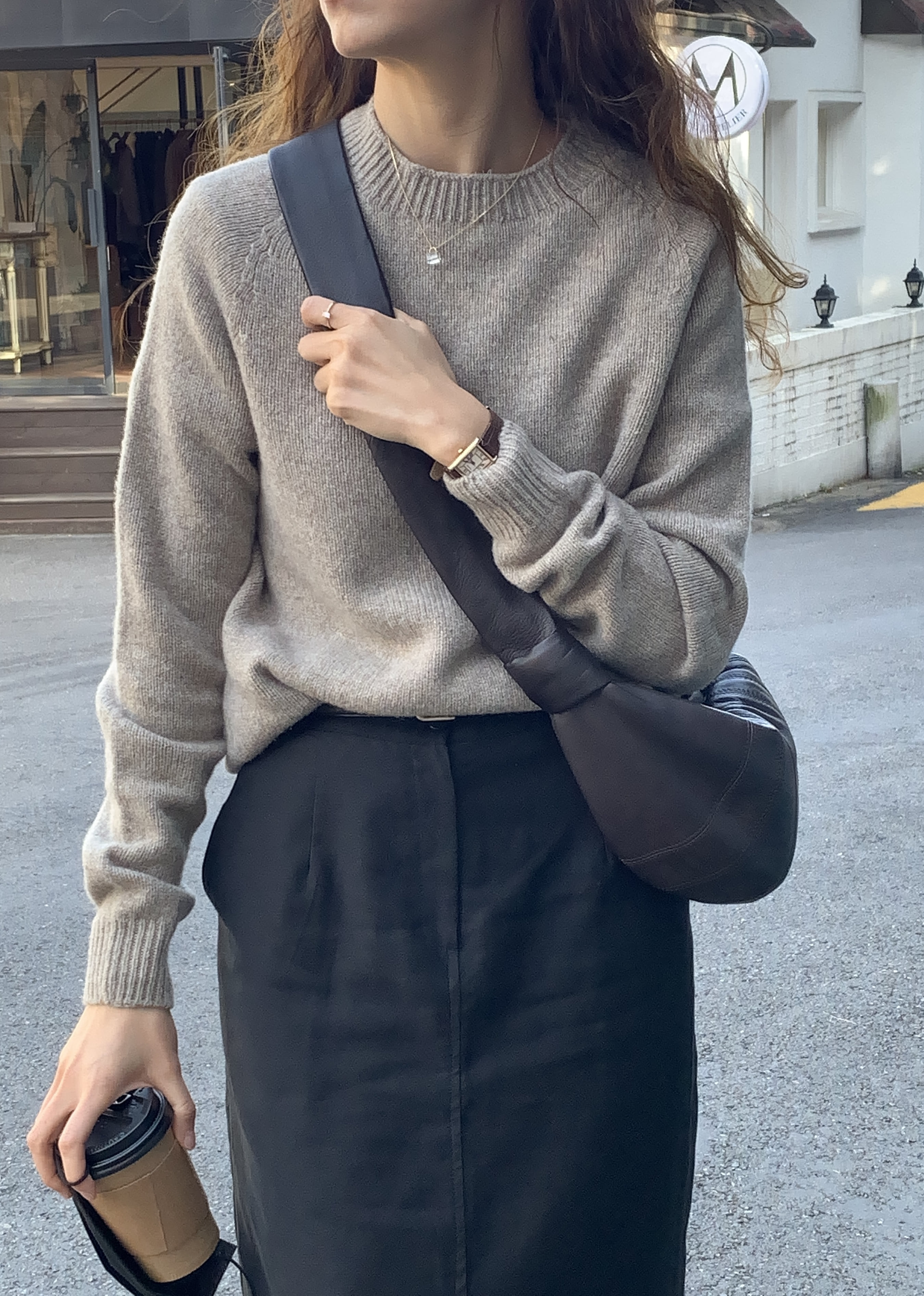 High whole garment knit